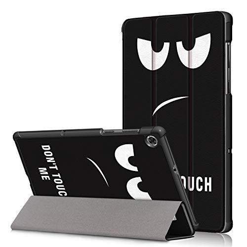 XITODA Hülle für Lenovo Tab M10 FHD Plus TB-X606F/TB-X606X,PU Leder Tasche Schutzhülle Hülle für Lenovo Tab M10 Plus FHD 10,3 Zoll Tablet Hülle mit Stand Funktion,Dont Touch