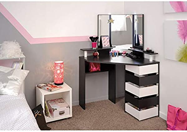 Volage Multicolor Makeup Table