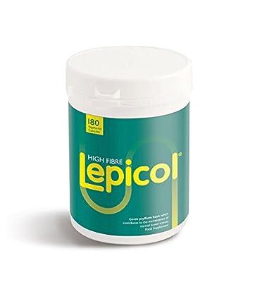 Lepicol Healthy Bowels Formula 180 Vegetarian Capsules, 120 g