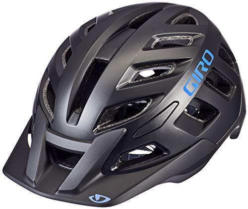 Giro Radix W Casco de Bicicleta Dirt, Mujer, Negro/Morado, S | 51-55cm