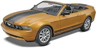 Revell SnapTite 2010 Ford Mustang Convertible Plastic Model Kit