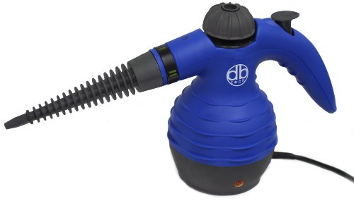 Learn More About DBTech Handheld Multi-Purpose Pressurized Steam Cleaner for Stain Removal, Curtains...