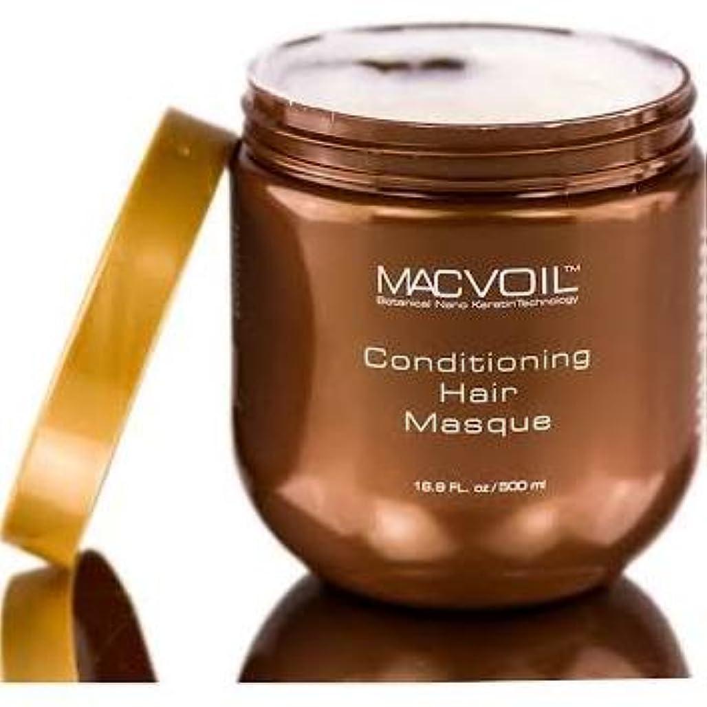 敵対的状況保険Macvoil エアコン髪の仮面