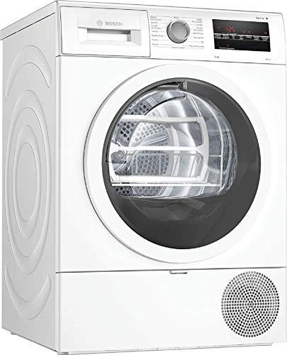 Bosch Elettrodomestici WTR87T08IT Serie | 6 - Asciugatrice a pompa di calore 8 kg, Classe A+++, Filtro EasyClean , AutoDry