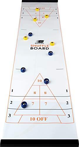 sunflex Tischspiel Shuffleboard für die ganze Familie