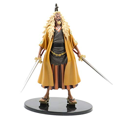One Piece Great Route Golden Lion Anime Doll 19cm Hyococ