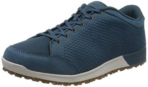 VAUDE Men's Ubn Levtura, Chaussures de Randonnée Basses Homme, Bleu (Baltic Sea 334), 42.5 EU