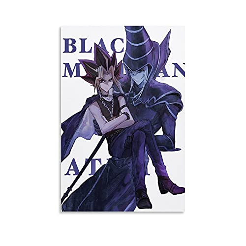 Yu-Gi-Oh Duel Monsters Poster, Yami Yugi, Mago Scuro Poster Giappone Anime Poster 30 x 45 cm