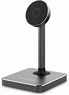 Magnetic Phone Stand Desk, Desktop Cell Phone Holder, Compatible with All Android Smartphones, Desk Accessories for Home a...