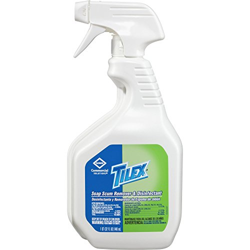 Tilex 35604 Soap Scum Remover And Disinfectant, 32oz Smart Tube Spray (9/Carton)