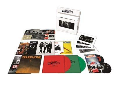 Au Cœur de Telephone - Coffret intégrale (11 Vinyles)
