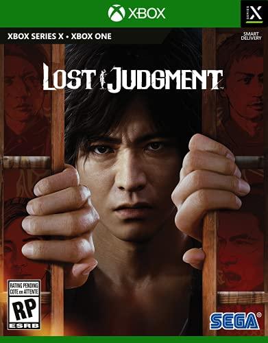 Lost judgement   preorder 9/24   2