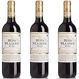 Rio Madre Graciano Vino Tinto  - 3 botellas x 750ml - total: 2250 ml