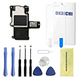 OKBICHI Loud Speaker Replacement for iPhone 6 Ringer Buzzer Flex Cable Assembly - Repair Tools with Screen Protector