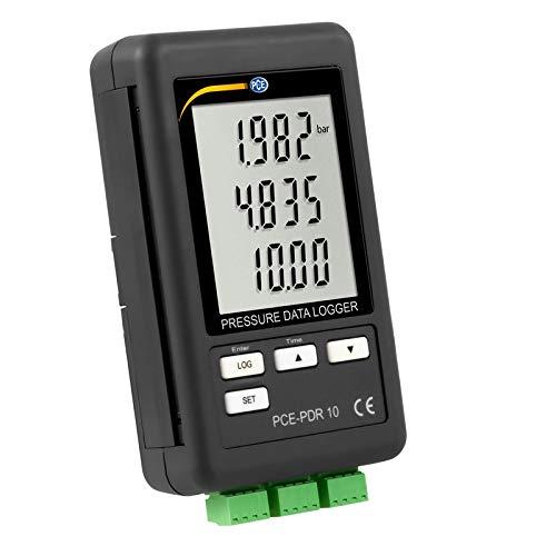 PCE Instruments Manómetro registrador de presión con entrada 4-20 mA PCE-PDR 10