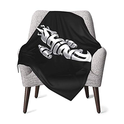XCNGG Mantas para bebés edredones para bebésSiberian Husky Baby Blanket Super Soft Printed Blanket Receiving Blanket for Boys Girls, Stroller, Crib, Newborns, Receiving