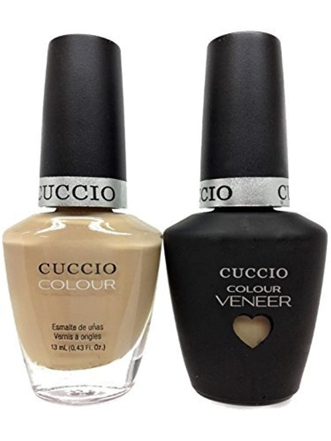 厚さコンベンション相反するCuccio MatchMakers Veneer & Lacquer - Java Va Voom - 0.43oz / 13ml Each