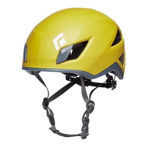 Black Diamond Equipment - Vector Helmet - Sulphur/Anthracite - Small/Medium