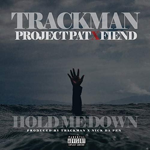 Trackman feat. プロジェクト・パット & フィエンド