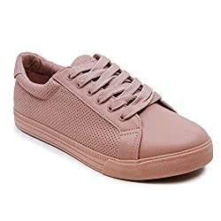 Nautica Calera 4 Women Lace - Up Fashion Sneaker Casual Shoes-Calera 4-Mauve Perf-6