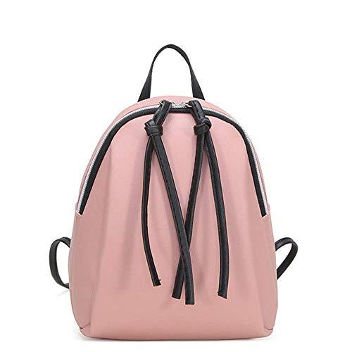New ladies small backpack female leather shoulder bag multifunctional mini backpack female student bag girl backpack