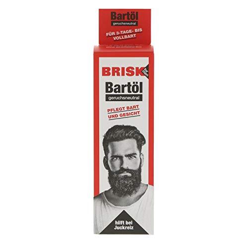 BRISK Bart-Öl Geruchsneutral 50 ml *
