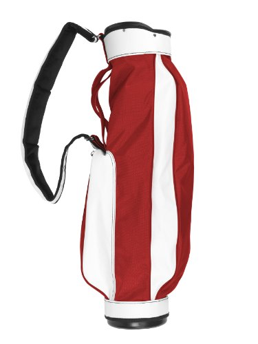 Check Out This JONES GOLF BGS Original Jones Golf Bag, Red/White