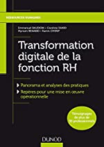 Transformation digitale de la fonction RH d'Emmanuel Baudoin