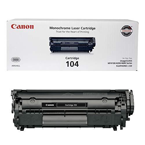 Canon Cartucho Imageclass 104 Negro