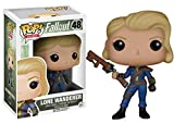 Funko - Figurita Fallout - Trotamundos Solitario Pop Femenino 10cm - 0849803058494