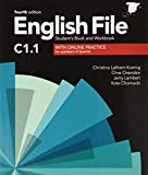English File 4th Edition C1.1. Student's Book and Workbook without Key Pack (English File Fourth Edition)