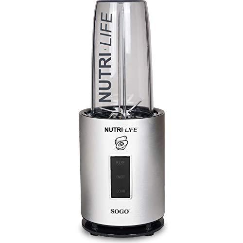 SOGO SS-5520 Nutri-Life Bullet Blender