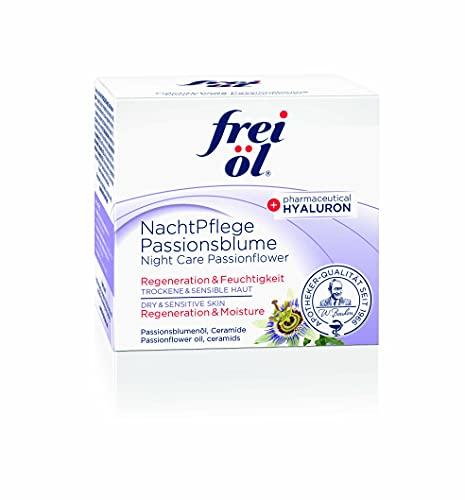 frei öl Hydrolipid NachtPflege Passionsblume, 1er Pack (1 x 50 ml)