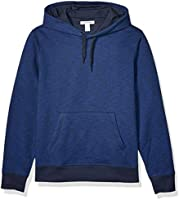 Amazon Essentials Sweat à Capuche en Polaire. Homme