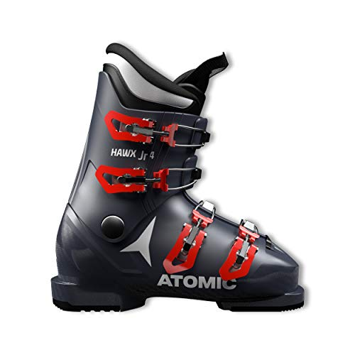 Atomic Unisex kinderen ABO ATO All Mtain Inl sneeuwlaarzen, blauw (Dark Blue/Red 000), 37/38 EU