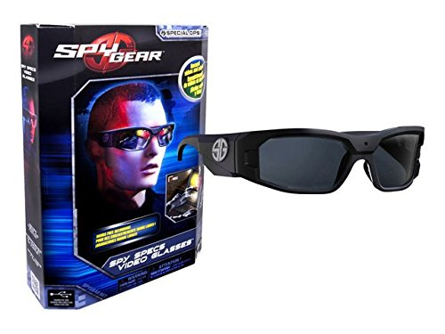 Spy Gear - 0390016 - Jeu Scientifique - Video Glasses