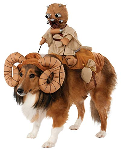 Horror-Shop Star Wars Bantha Hundekostüm für Fasching & Halloween
