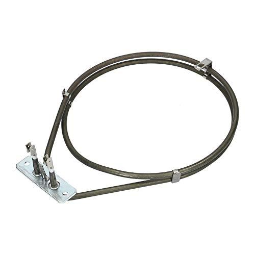 Ringheizung Heizspirale Heizelement Umluftheizung 2000W 230V für AEG Electrolux 3570425055 Privileg 01006480 Backofen