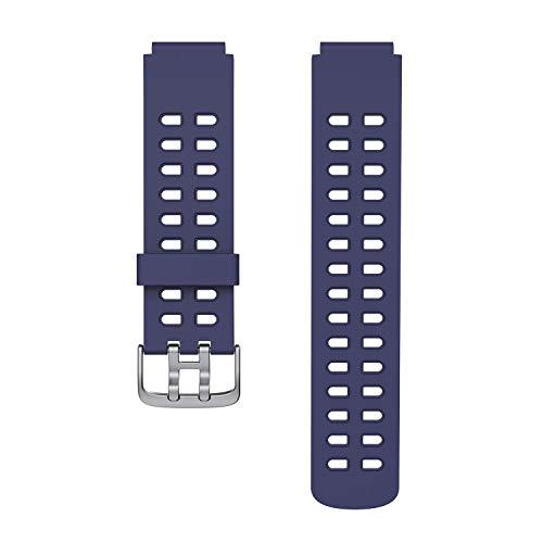 Fitpolo vervangende bandjes Band voor ID205L Smartwatch (blauw)