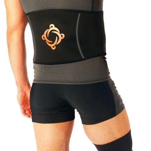 Magic Copper Rücken Bandage Rückenbandage, Rückengürtel Rückenstütze Bauch weg