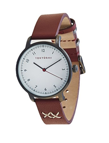 TOKYOBAY Womens Aquila Watch Red