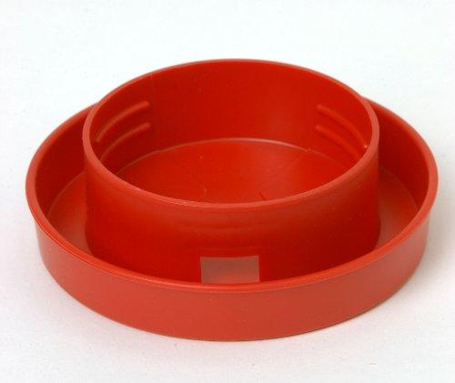 Durable Mason Jar Waterer Base (730 Small)