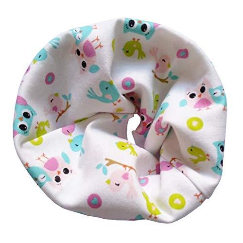 Brandless 2020 New Spring babysjaal van katoen voor herfst kinderbescherming sjaal sjaal O-ring halsdoek kinderen magie bandana sportcilinder
