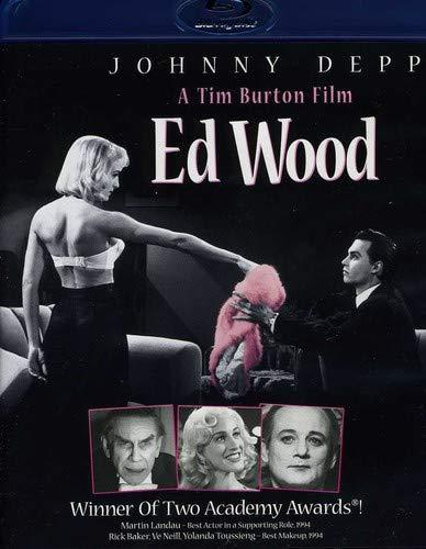 Ed Wood [Blu-ray] [Reino Unido]