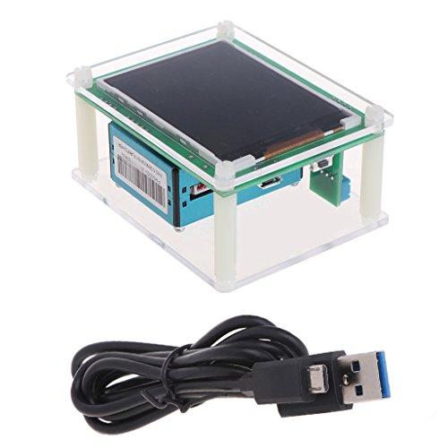 Meiqqm Auto PM2,5 Detektor Tester Messgerät Luftqualität Monitor Hausgasthermometer