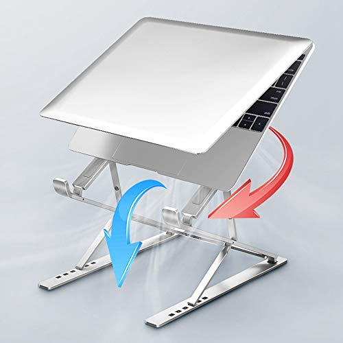 Portable Laptop Stand Adjustable Support Notebook Stand Holder for MacBook Pro Air 12 13 15 Foldable PC Computer Cooling Bracket
