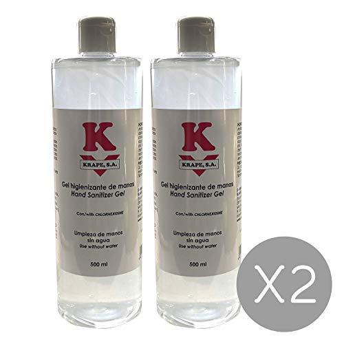 Gel hidroalcohólico Betafar 500 ml' (2)
