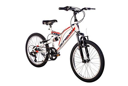 F.lli Schiano Rider Full Suspension Power Vélo...