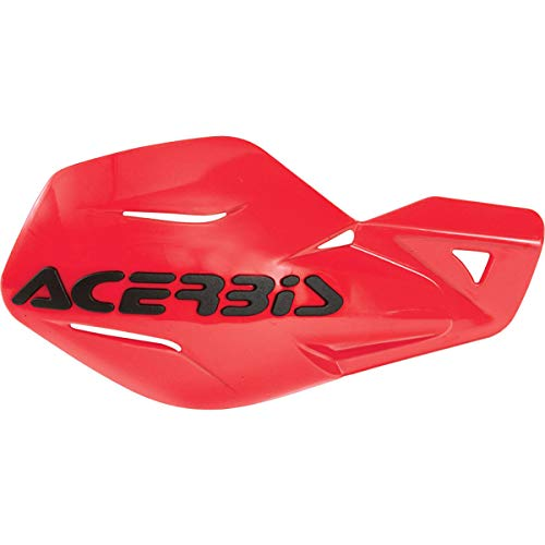 Acerbis MX Uniko Handguards, Red, 0008159.112