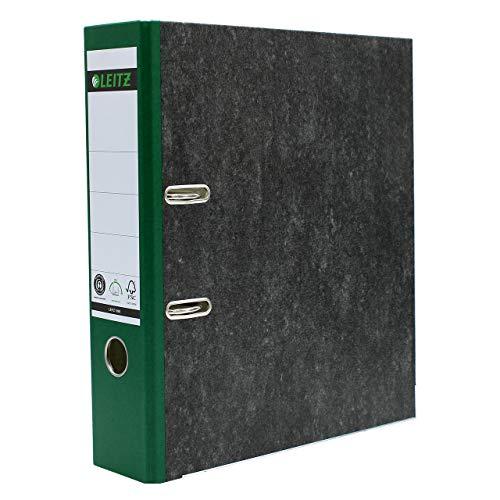 Qualitäts-Ordner 180° A4 80mm grün